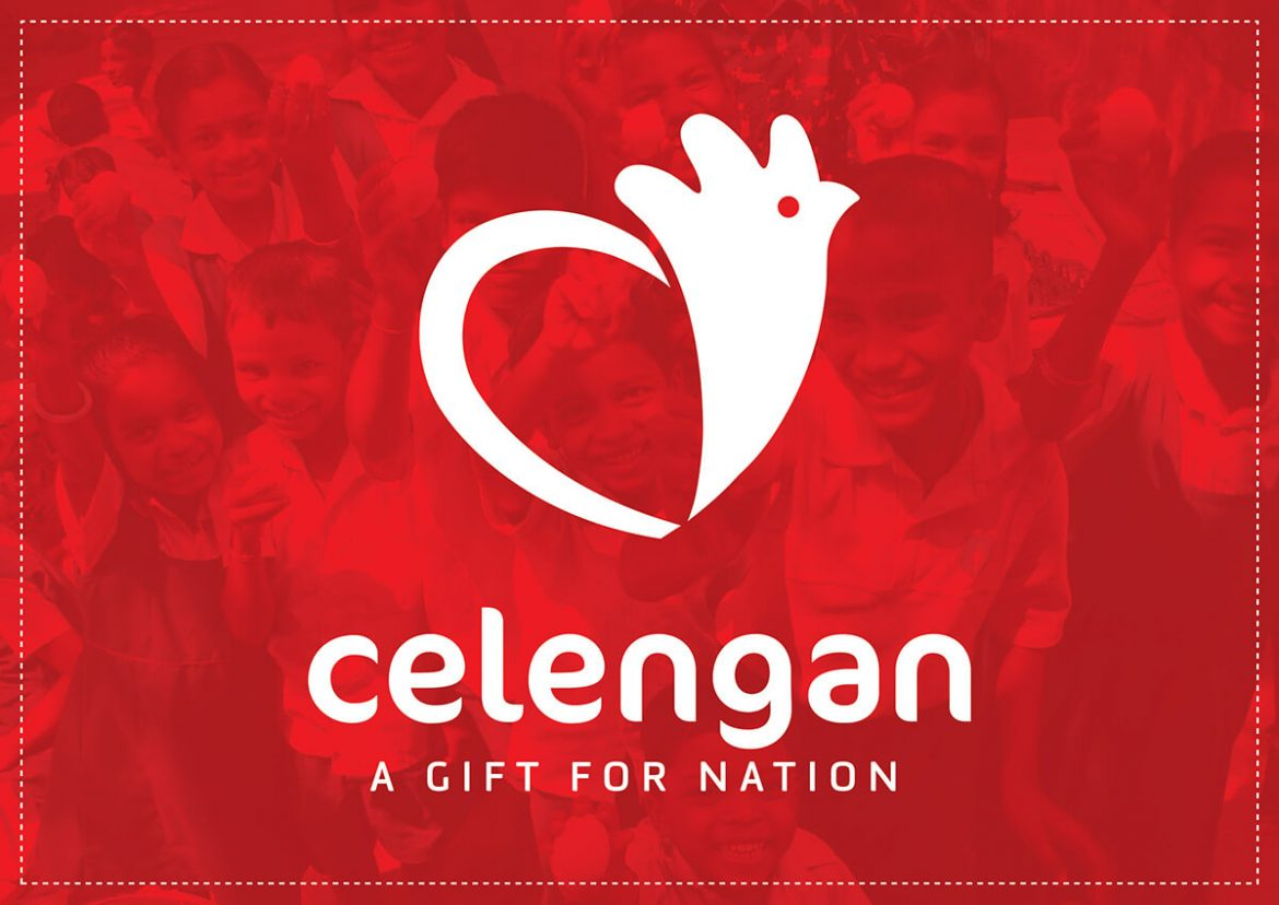 celengan a gift for nation